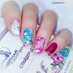 Stickers Flores + Foils 2-156