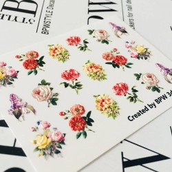 051   Stickers 3d-92