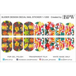 207   Sticker Otoño 1-1200