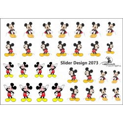 501  Mickey mouse 2073