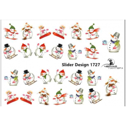 Stickers Navideños 1727
