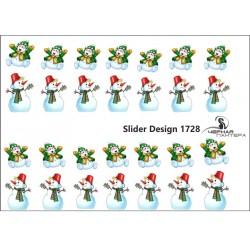 Stickers Navideños 1728