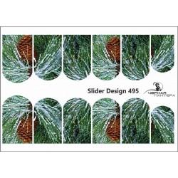 338 Stickers Navideños 495