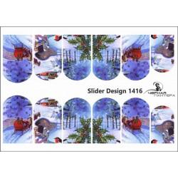 Stickers Navideños 1416