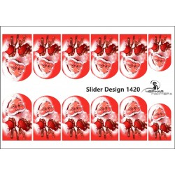 355 Stickers Navideños 1420