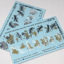 Foil Sticker 2-205