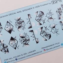 Foil Sticker 2-206