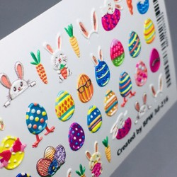 756    3d sticker PASCUA...