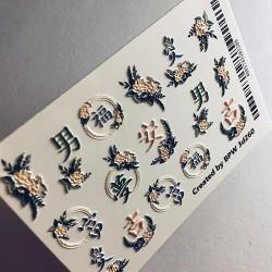 Sticker pictogramas con...