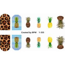 Sticker piña 1-355
