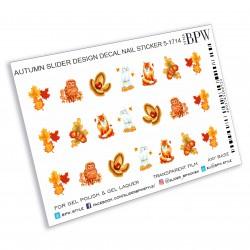 199   Sticker  Otoño 5-1714