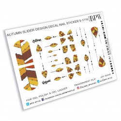Sticker de otoño 5-1716