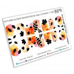 203   Sticker  Otoño 1-1700
