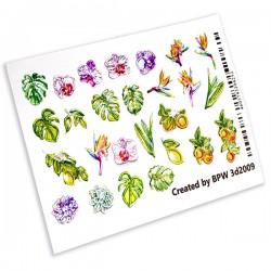 06   Sticker 3d2009