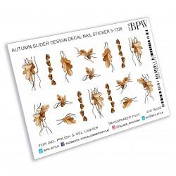 181   Sticker Otoño 5-1728