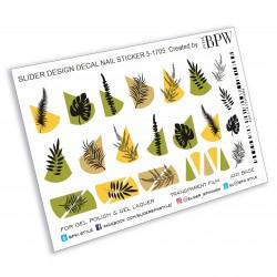 219   Sticker otoño 5-1705