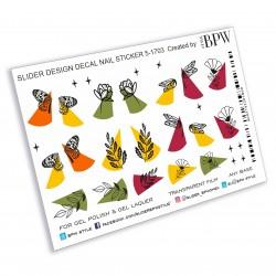 220   Sticker Otoño 5-1703