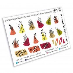 221   Sticker Otoño 5-1704