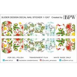 306 Sticker invierno  1-1247