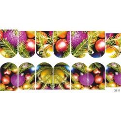 384 Sticker Nanideño 3711
