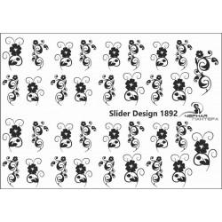 429 Flores negras 1892