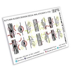 446 Sticker decoración...
