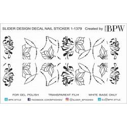 1059 Sticker monograma  1-1379