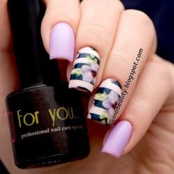 1082  Sticker flores 3549