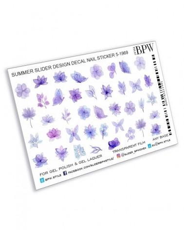 1168  Sticker Navideño  5-1820