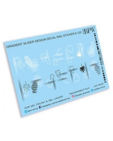 1169  Sticker Navideño  5-1816
