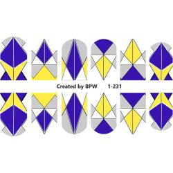Stickers Geometricos  1-231