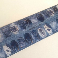 Termo stickers Jeans T97