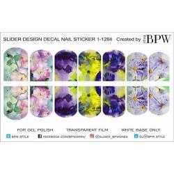 Stickers de Flores 1-1284