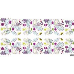 Stickers Adorno Paisley 2968