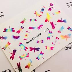 Flash Stickers 4-79