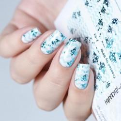 Stickers Flores+Foil 2-63...