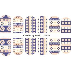 Stickers Ethnicos