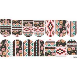 Stickers Ethnico